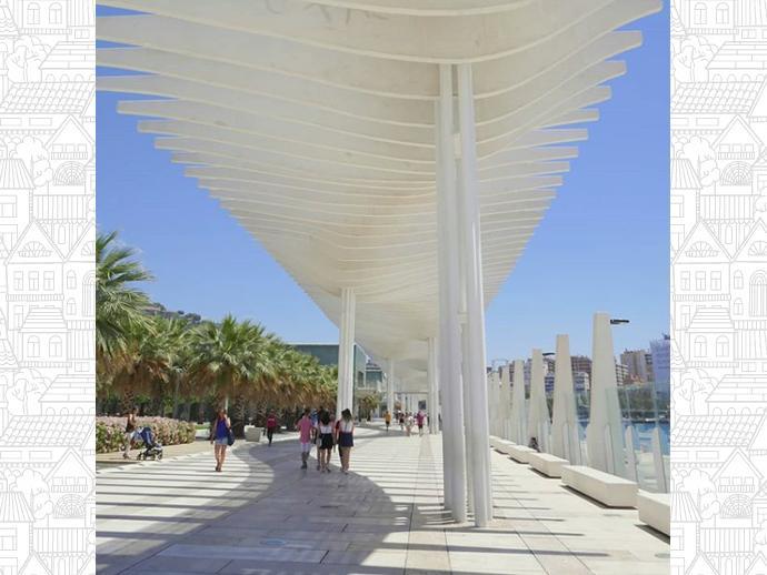 Foto 36 de Piso en Plaza De La Marina / Ensanche Centro - Puerto, Málaga Capital