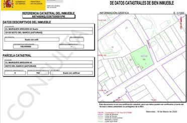 Urbanizable en venta en Marqués de Argudín, Soto del Barco