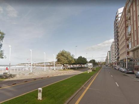 Áticos de alquiler amueblados en Gijón