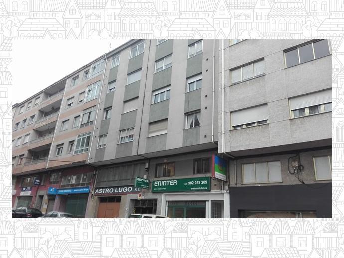 Foto 1 de Piso en Lugo Capital - Calle Conde / Paradai, Lugo Capital