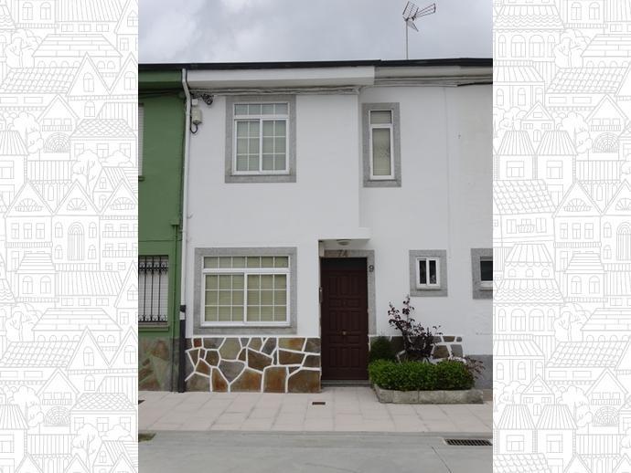 Foto 1 de Casa adosada en Lugo Capital - Fingoi / Fingoi, Lugo Capital