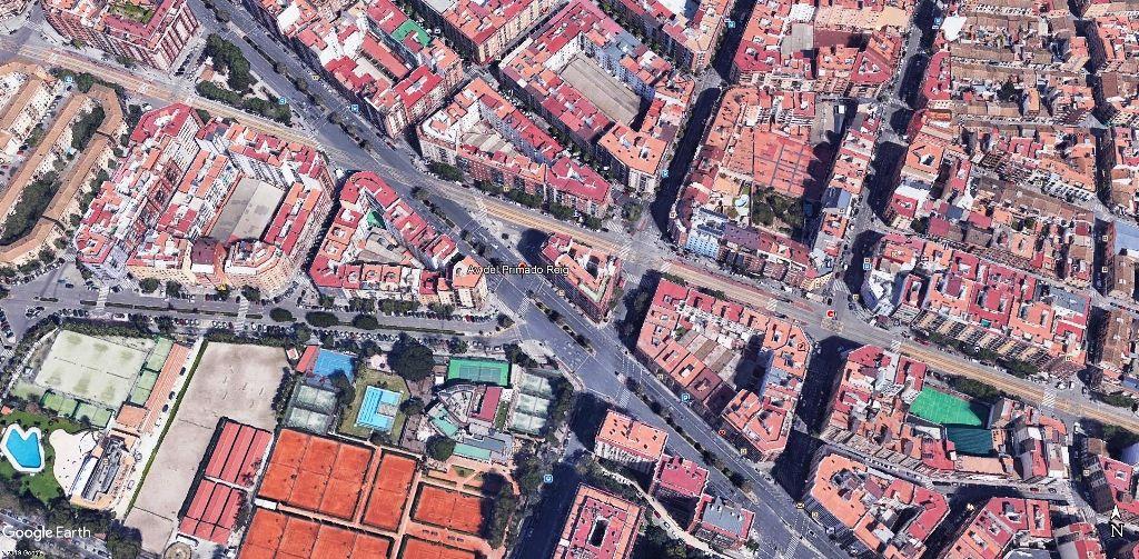 Solar urbà  Avenida primado reig. Solar urbano zona primado reig