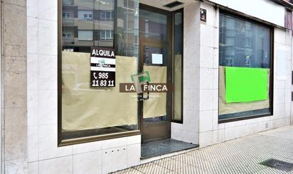 Local de alquiler en Aureliano San Román, Oviedo