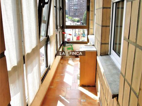 Pisos en venta con terraza en Oviedo