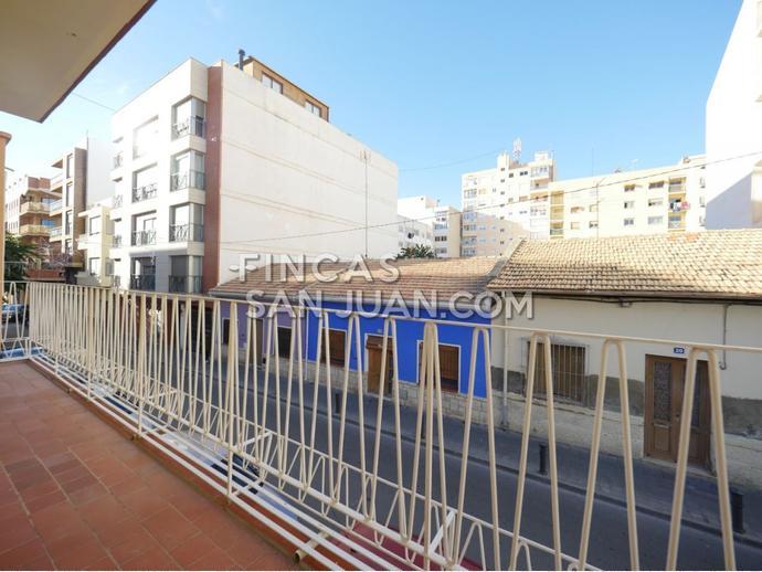 Foto 1 de Piso en Calle Ordana / Sant Joan d'Alacant