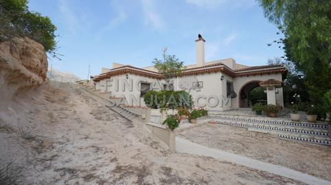 Foto 2 de Casa o chalet en venta en Busot, Alicante