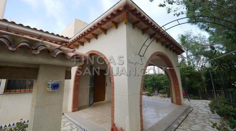 Foto 3 de Casa o chalet en venta en Busot, Alicante