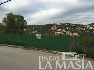 Terreno Urbanizable en Venta en Santa Margarida I Els Monjos, Zona de - Olèrdola / Olèrdola