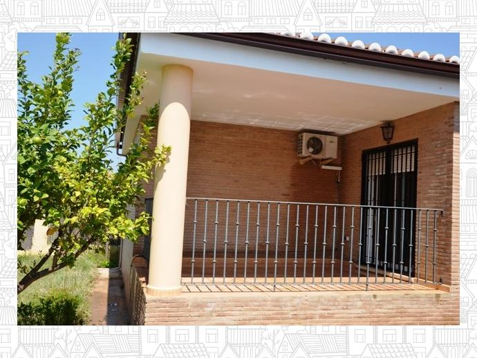 Chalet en n quera en urbanizaci n 138679658 fotocasa - Casas en naquera ...