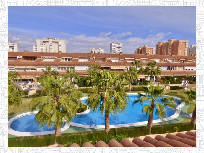 Foto 1 de Casa adosada en Alicante ,Playa San Juan / Playa de San Juan, Alicante / Alacant