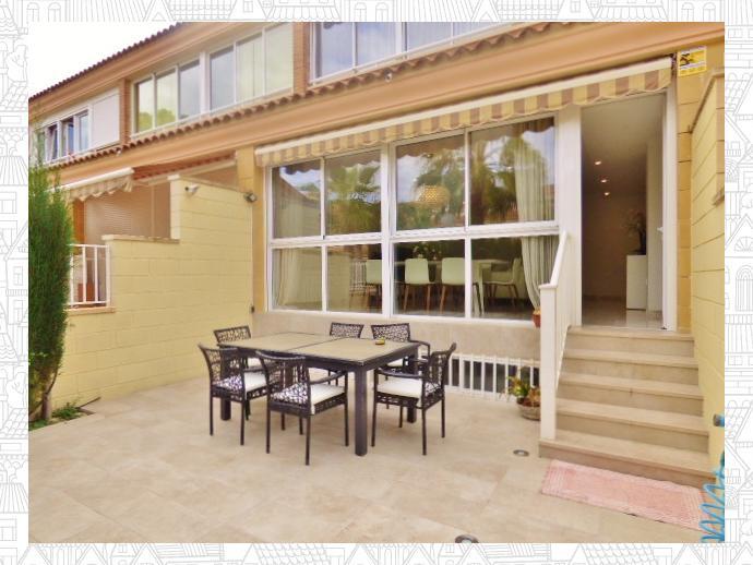 Foto 5 de Casa adosada en Avenida San Sebastian / Playa de San Juan, Alicante / Alacant