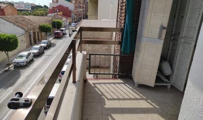 Pisos de alquiler con terraza en Metro Sant Joan, Valencia