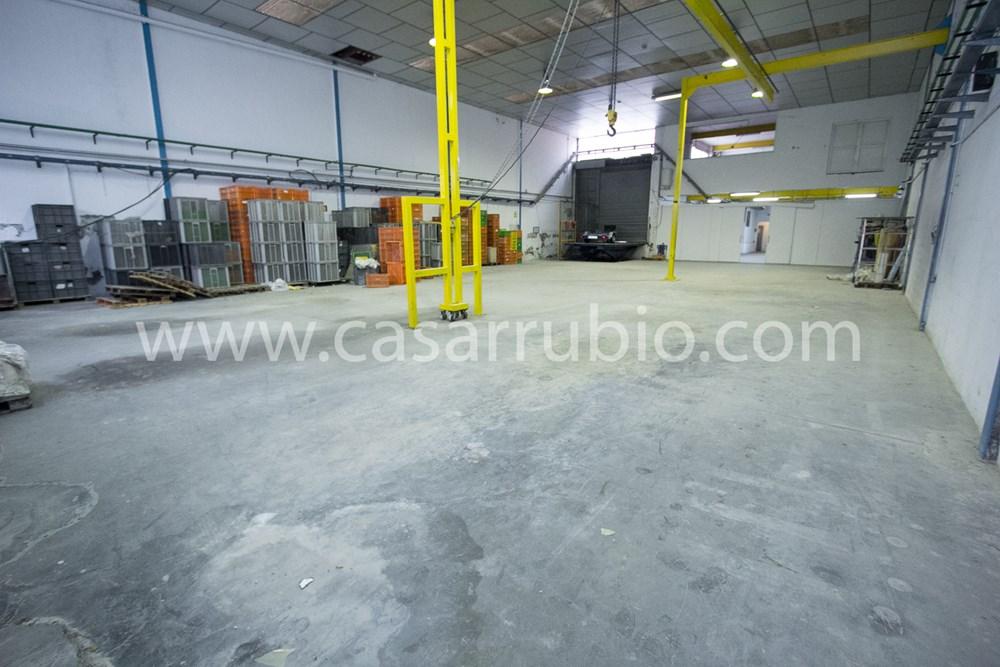 Industrial building  Consum de onil