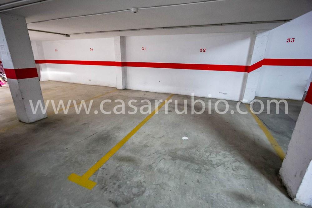 Car parking  Mercadona de Castalla