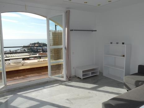 Dúplex en venta con ascensor en Málaga Capital