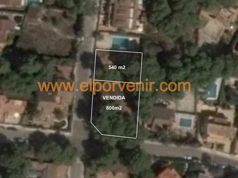 Terrenos en venta en Torrent