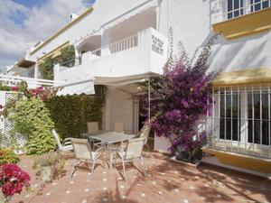 Alquiler Vivienda Casa adosada milla de oro - marbella