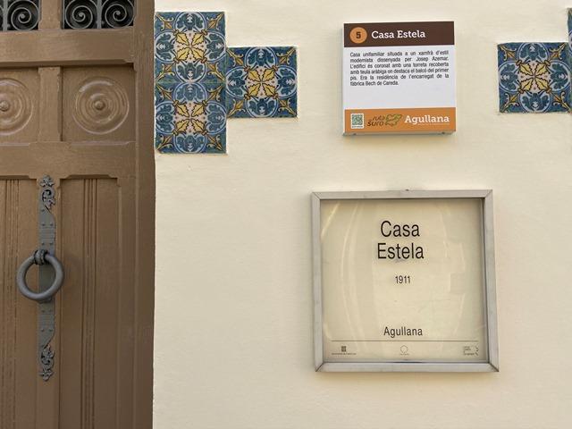 Lloguer Casa  Calle concordia. Casa estela any 1908 - modernista