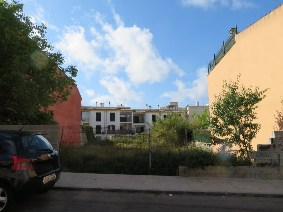 Solar urbano  Consell ,centro pueblo. Solar urbano en consell