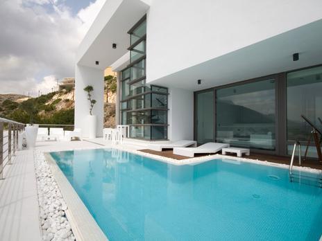Häuser miete möbliert in España