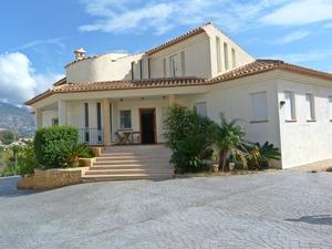 Chalets de alquiler amueblados en Alicante Provincia