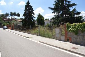 Terreno Urbanizable en Venta en Sant Cugat del Vallès -Can Barata / Can Mates  - Volpelleres