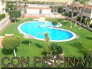 Apartamento en Venta en Apartamento con Piscina en Riomar XIII, Torre de la Horadada / Pilar de la Horadada