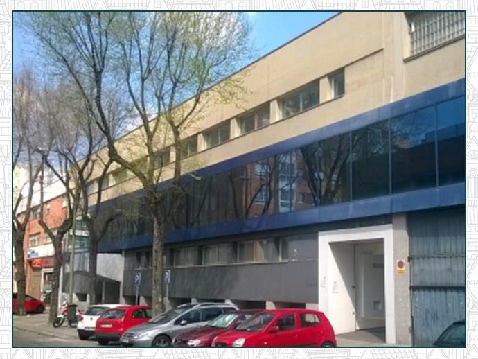 Oficina en madrid capital en san blas en calle miguel for Alquiler oficinas madrid capital