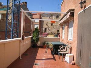 Alquiler Vivienda Planta baja villamediana con amplia terraza.