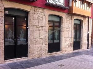 Alquiler Vivienda Planta baja casco antiguo, sociedad gastronómica