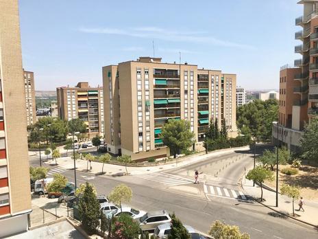 Pisos de alquiler amuebladas en Zaragoza Provincia