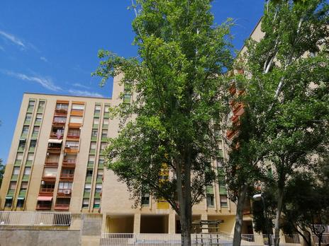 Pisos de alquiler con parking en Zaragoza Capital