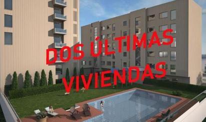Viviendas en venta con piscina en Tomares