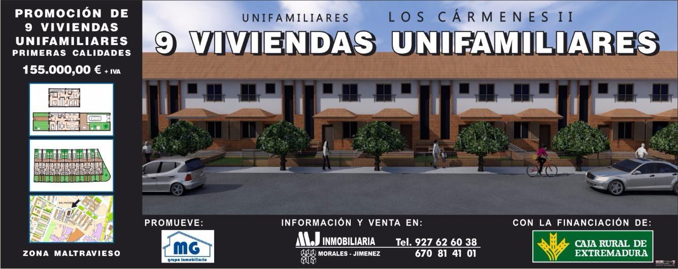 Chalet en venta en Nuevo Cáceres