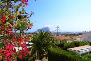 Chalet en Venta en Calpe / Calp - Zona Levante - Playa Fossa / Zona Levante - Playa Fossa
