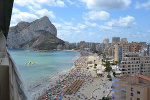 Ático en Venta en Calpe / Calp - Zona Levante - Playa Fossa / Zona Levante - Playa Fossa
