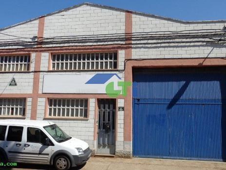 Naves industriales en venta en Zaragoza, Zona de