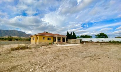 Casas en venta en Alicante Provincia