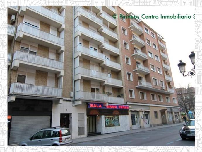Piso en huesca capital en san jos en calle santo grial 3 for Pisos alquiler huesca capital