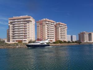 Apartamento en Alquiler vacacional en Puerto Mar, 9 / La Manga del Mar Menor