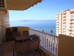 Ático en Alquiler vacacional en Puerto Playa / La Manga del Mar Menor