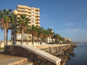 Apartamento en Alquiler vacacional en Las Gemelas de Frente Marino / La Manga del Mar Menor