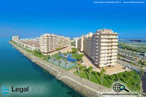 Apartamento en Alquiler vacacional en Puerto Playa / La Manga del Mar Menor