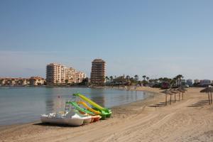 Apartamento en Alquiler vacacional en Puerto y Playa, Esc. 14, 2º M Apartamento - La Man, 14 / La Manga del Mar Menor