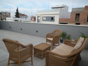 Áticos de alquiler en Sevilla capital y entorno