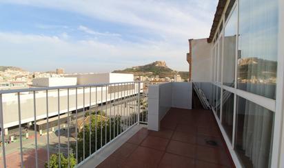 Pisos en venta con terraza en Alicante Provincia
