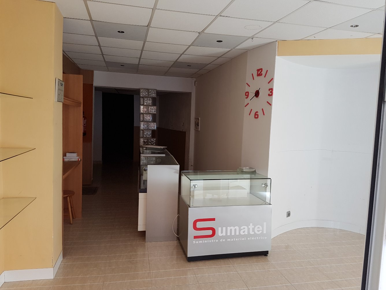 Location Local commercial  Calle san josep