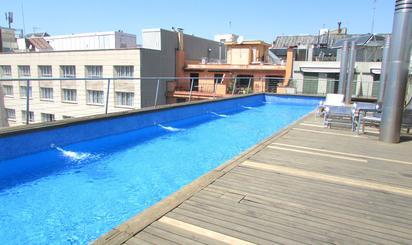 Pisos de alquiler con piscina en Barcelona Provincia