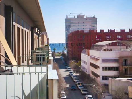 Áticos de alquiler en Barcelona Capital