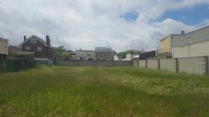 Terreno Urbanizable en Venta en Abril / San Blas